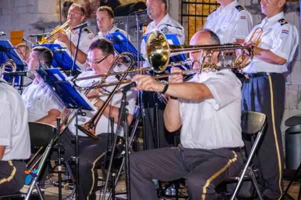 03.08.2019. - Sutivan - Jazz Orkestar HV-9
